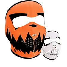 Pumpkin Skull Neoprene Full Face Mask Biker Ski ATV Zan Headgear Free Shipping