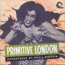 Primitive London - Basil Kirchin OST CD Trunk Records The Freelance Mondo