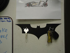 Batman Metal 11.5 By 4 Inch 2-Key Holder