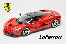1:18 Scale Diecast Model Of The LaFerrari Hybrid Sports Car By Bburago