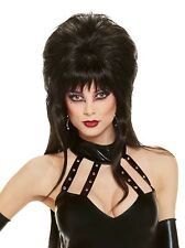 ELVIRA Mistress Of The Dark Sexy Vampiress Adult Size Costume Wig