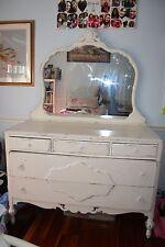 Vintage White Dresser