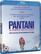 Pantani: The Accidental Death Of A Cyclist [Blu-ray] NEU Tour de France Marco