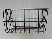 "Wire Bike Basket 16"" Front or Rear Inc Straps Quality & Cheap New"