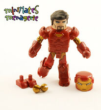 Marvel Minimates Series 32 Extremis Iron Man