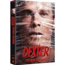 Dvd DEXTER - Stagione 08 - (Box 6 Dischi) ***Contenuti Speciali***......NUOVO