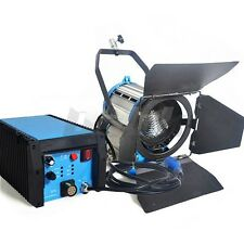 Dimmable 1200W HMI Fresnel Light Electronic Ballast with Case Lighting Film