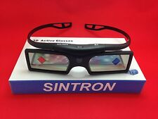 [Sintron] 2X 3D RF Active Glasses For Panasonic TV TX-40AX630B TX-48AX630B