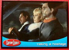 El capitán escarlata-tarjeta #50 - tomar un rehén Tarjetas inc. 2001