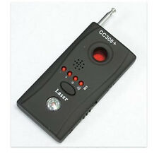 Anti-Spy Wireless Bug Hidden Camera Cell Phone GPS RF Signal Detector Finder