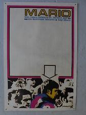 Affiche CUBA - MARIO - 70'S