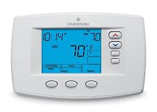 White Rodgers 1F95-0671 Blue Universal Multi-Stage programmable Thermostat