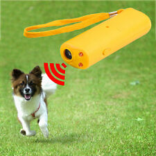 Ultrasonic Anti Bark Barking Dog Training Repeller Control Trainer device#JY