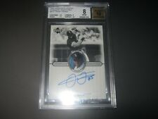 Frank Thomas 2000 UD Legendary Signatures BGS near mint 8 with 10 gem mint auto!