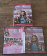 NM American Girl: McKenna Shoots for the Stars DVD (2013) Complete w/ Slip Cover