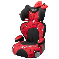 Graco Junior plus DX Hello Kitty cup holder 67400 Child Seat For Car Baby Japan