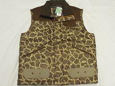 $110 NWT NEW Mens LRG L-R-G Skinner Camo Print Vest Jacket Urban Size S L465