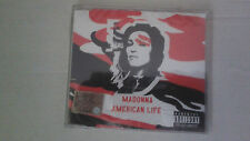 "MADONNA ""AMERICAN LIFE"" CD MAXI 3 TRACKS PRECINTADO SEALED"