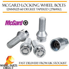 McGard Locking Wheel Bolts 12x1.25 Nuts for Lancia Delta Integrale 16v 89-94