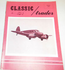 Classic/Trader Magazine Market Place For Classic January 1979 080514R