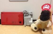 Rare red limited EDITION MARIO 25th anniversaire console NINTENDO DSI XL