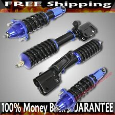 BLUE Coilover Suspension Kits fits 2002-2005 Acura RSX BaseLType-S Coupe 2D
