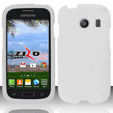 For Straight Talk Samsung Galaxy ACE Rubberized HARD Protector Case Cover