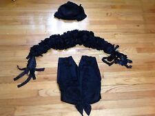 Vintage Collectible Three Piece Costume Set Women's