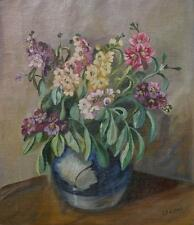 Oilpainting - Ingeborg DEBOIS (1897-1970) - Listed Danish Artist - No. 543
