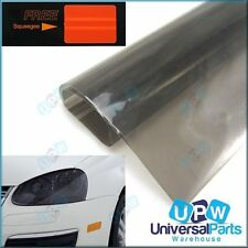 Smoked Tint Self Adhesive Headlamp Film Ideal 4 Honda 1300 Accord Euro Acty