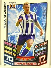Match Attax 2012/13 SPL - Scottish Premier League - #131 Ryan O'Leary