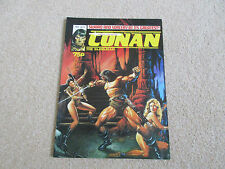 "The Savage Sword of Conan The Barbarian"" No 79 May 1984-Marvel Magazine Group"