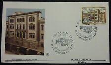 F.D.C.  FILAGRANO - LICEO AZUNI - SASSARI - 1991