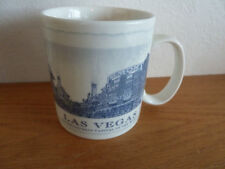 Starbucks Las Vegas Coffee Mug  2007  Info on LV  Entertainment Capitol of Wrld