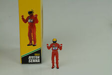 Ayrton Senna Arms raised Figuren Figurines 1:43 Figures TSM Truescale