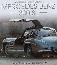 LIVRE/BOOK : MERCEDES BENZ 300 SL (mille miglia, e mans .. voiture de collection