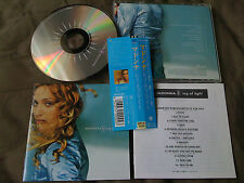 MADONNA / ray of light / JAPAN LTD CD OBI