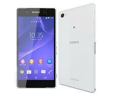 "White! Unlocked  5.2"" Sony Ericsson Xperia Z2 D6503 16GB 20.7MP 4G LTE GPS Phone"