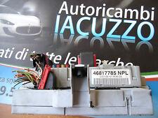 CENTRALINA FUSIBILI FIAT PUNTO 46817785 NPL