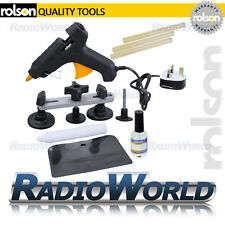 Rolson Car Van Automotive Professional Bodywork Dent Repair Kit Removal DIY