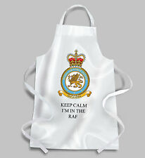RAF Royal Air Force Police BBQ Apron KEEP CALM