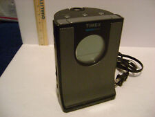 TIMEX PROJECTION ALARM CLOCK RADIO T436B INDIGLO-4 NATURAL SOUNDS