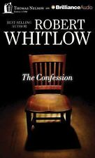 The Confession by Robert Whitlow (2014, CD, Unabridged)