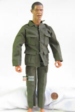 US 1:6 Action-Figur Modell Accessory Army Ranger USMC Uniform Suit DA73