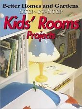 Kids' Rooms Projects (2001, Paperback)