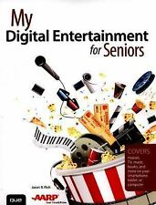 My...: My Digital Entertainment for Seniors by Jason R. Rich (2016, Paperback)