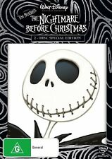 The Nightmare Before Christmas - Catherine OHara DVD R4 NEW
