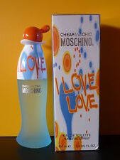 MOSCHINO CHEAP AND CHIC I LOVE LOVE 100 ML  EDT