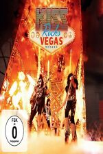KISS - KISS ROCKS VEGAS (LIMITED DVD+CD) EAGLE ROCK DVD+CD NEU