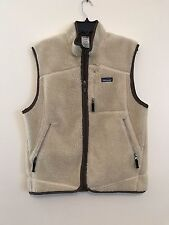 *RARE* VTG Patagonia Retro Deep Pile Fleece Medium Vest - Quilted Nano R1 Jacket